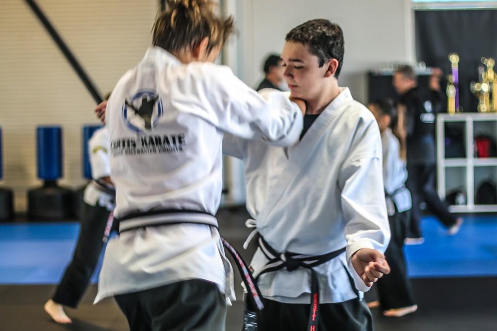 Karate at Curtis Karate