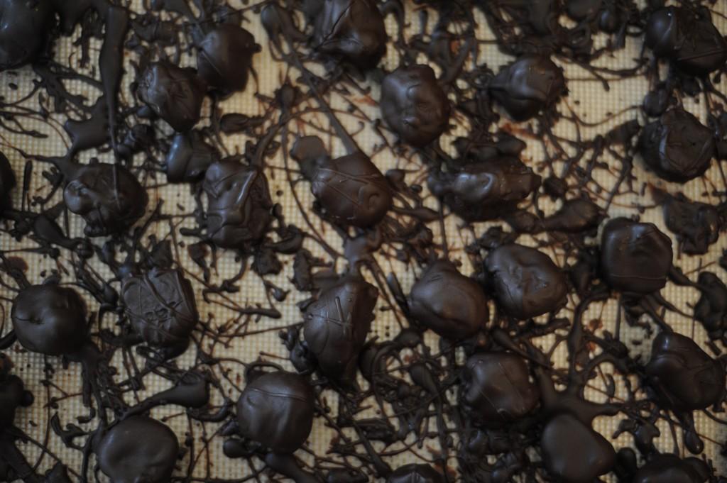XOX Truffles Process - Jean Marc