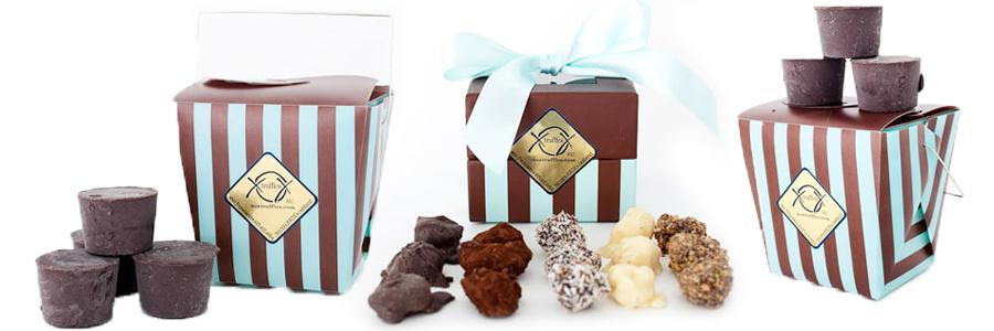 xox truffles trio