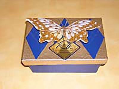 XOX Truffles Le Papillon Ballotin